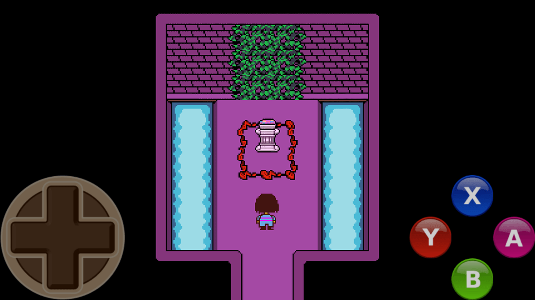 Скриншот #7 из игры Undertale