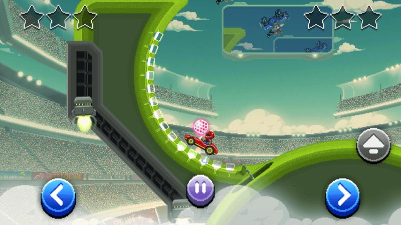 Скриншот #13 из игры Drive Ahead! Sports