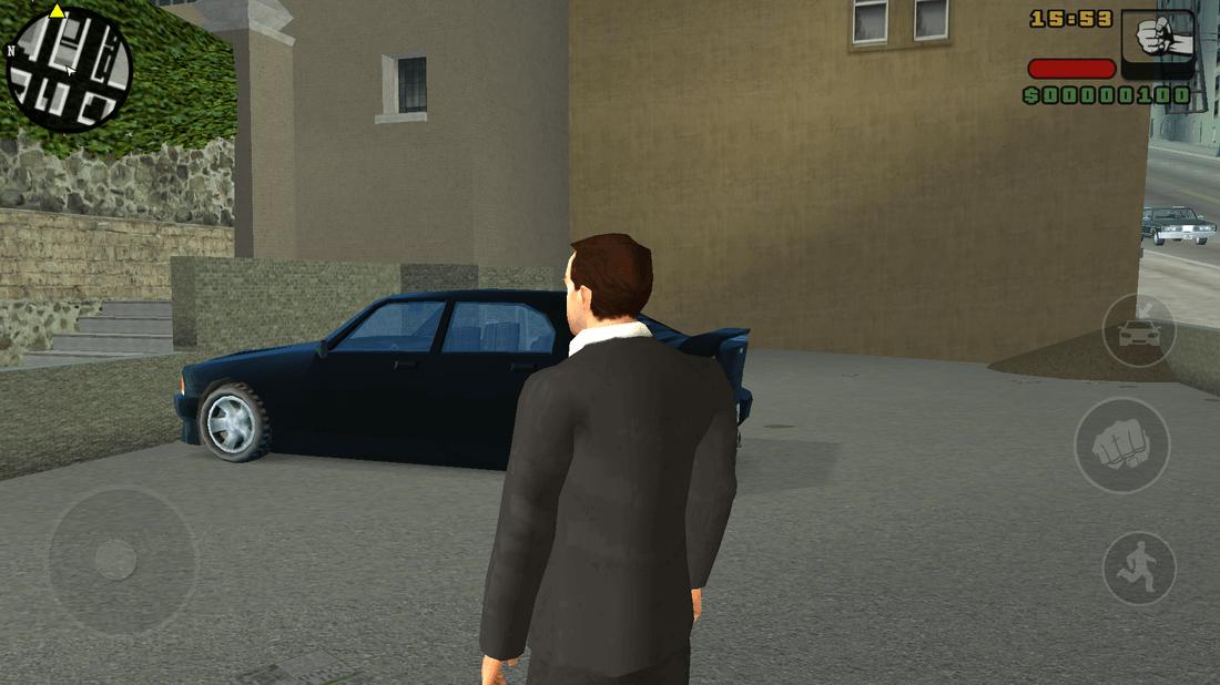 Скриншот #11 из игры GTA: Liberty City Stories