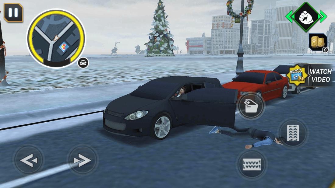 Скриншот #5 из игры Vegas Crime City