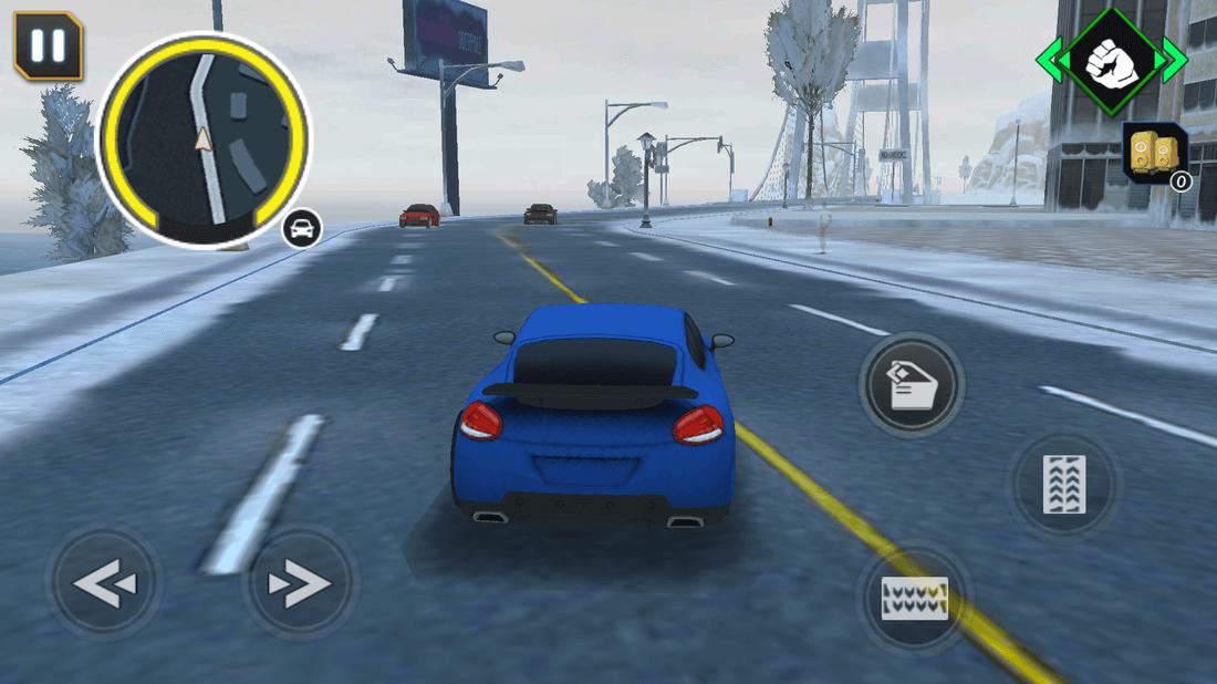 Скриншот #7 из игры Vegas Crime City