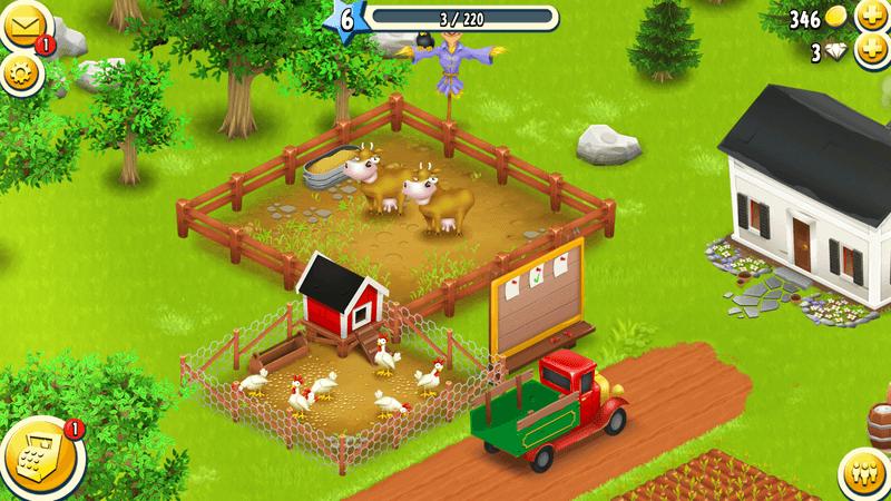 Скриншот #13 из игры Hay Day