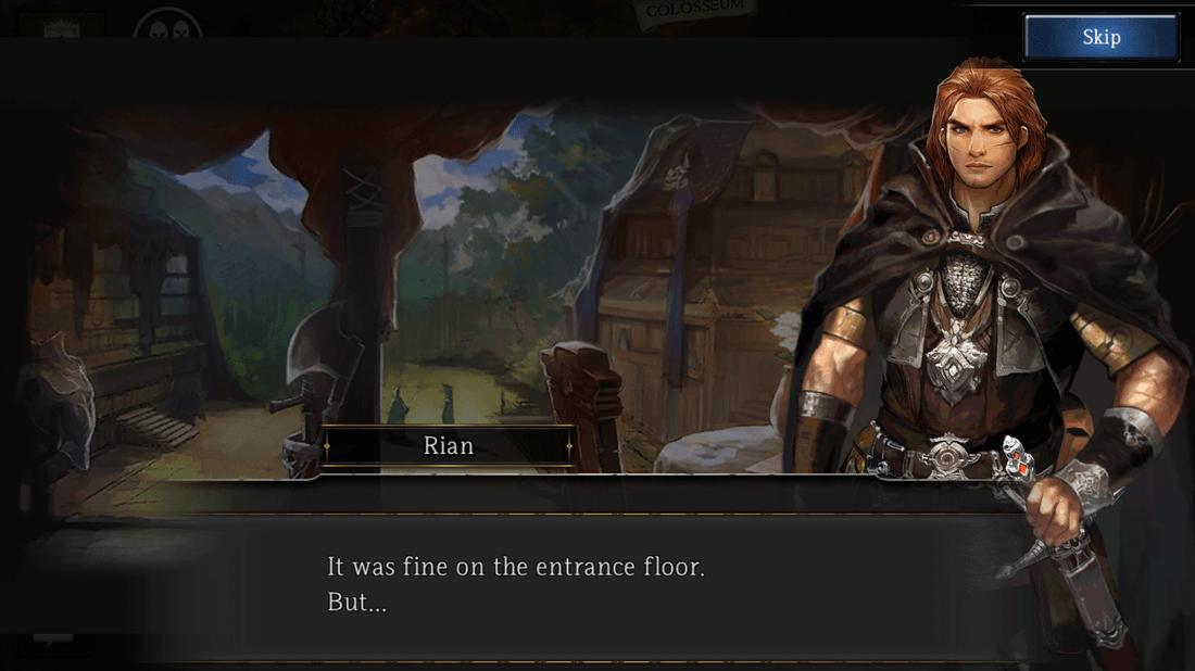 Скриншот #5 из игры Rogue Hearts