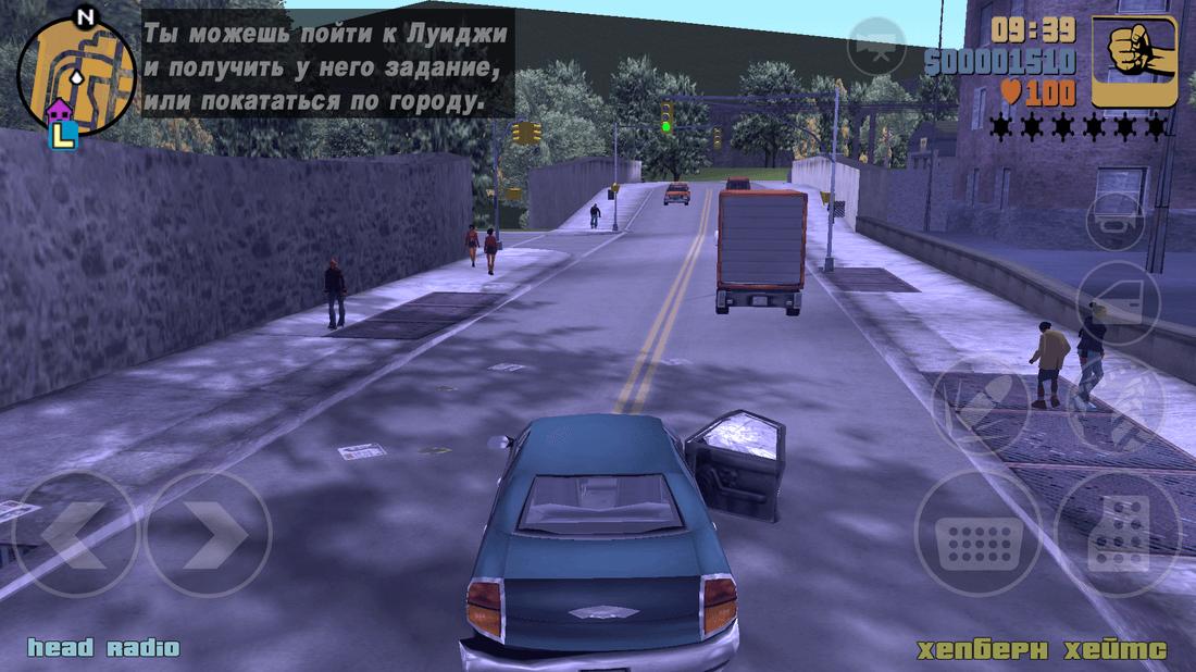 Скриншот #13 из игры Grand Theft Auto III