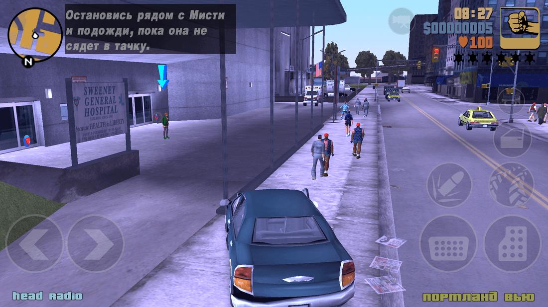 Скриншот #14 из игры Grand Theft Auto III
