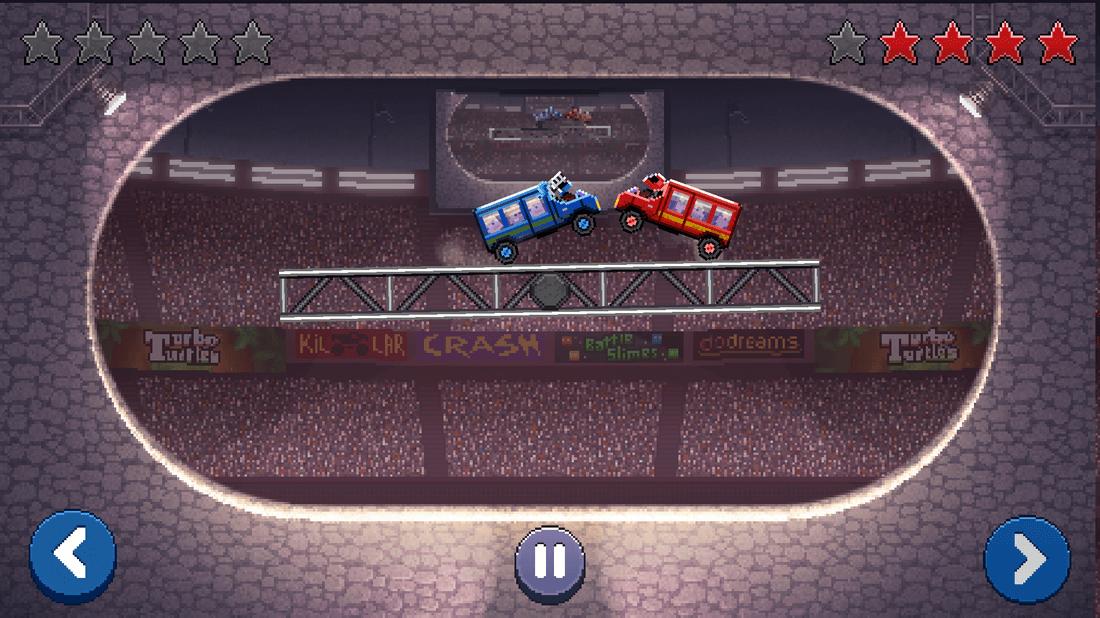Скриншот #6 из игры Drive Ahead!