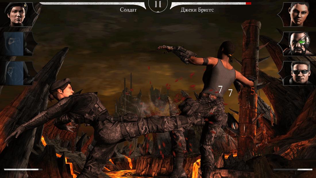 Скриншот #23 из игры MORTAL KOMBAT X