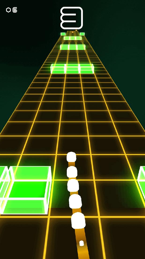 Скриншот #10 из игры Space Snake