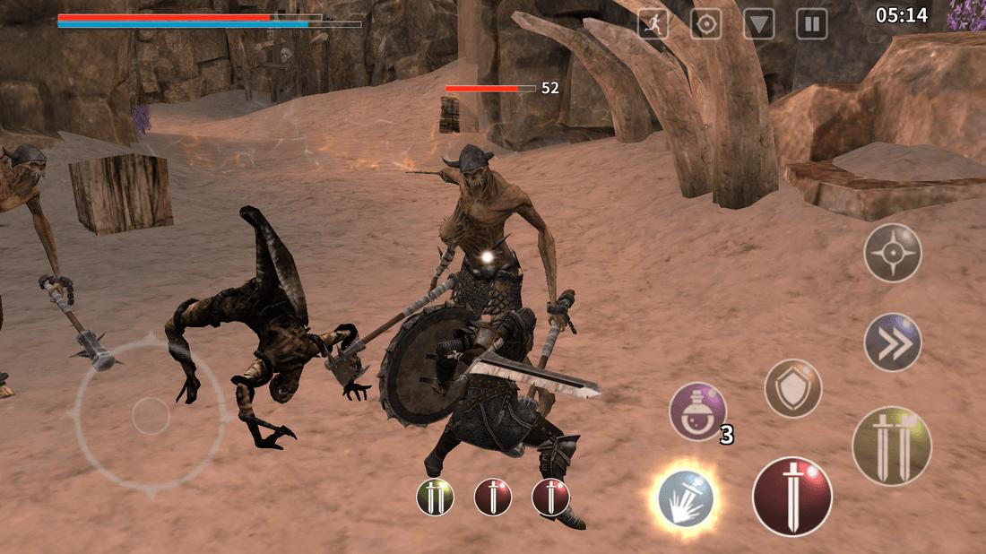 Скриншот #13 из игры Animus - Stand Alone