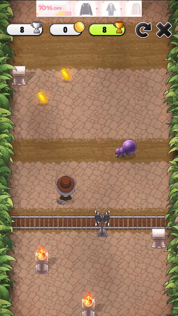 Скриншот #10 из игры Talking Tom Cat