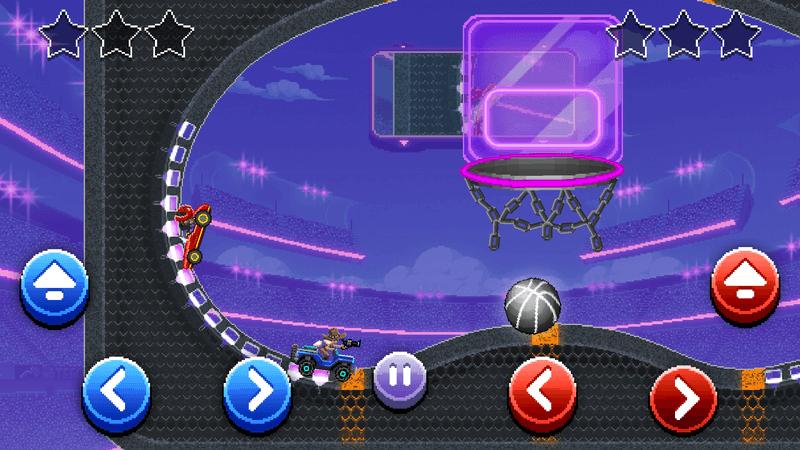 Скриншот #10 из игры Drive Ahead! Sports