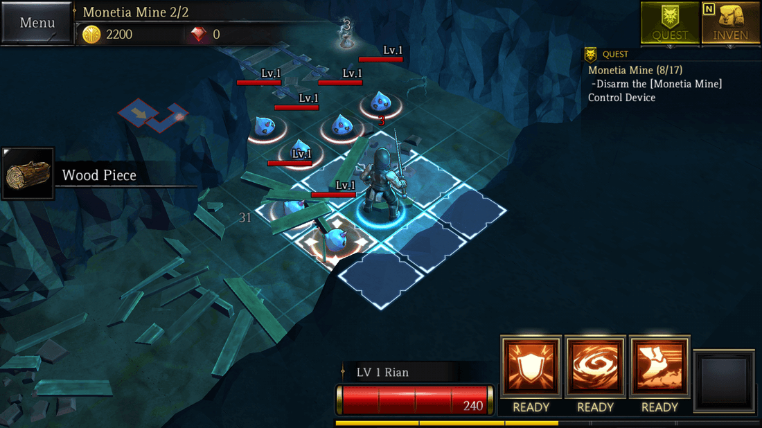 Скриншот #7 из игры Rogue Hearts
