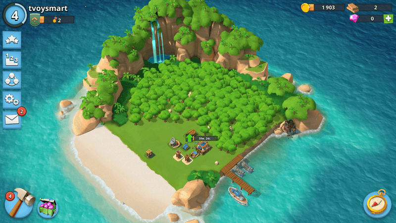 Скриншот #15 из игры Boom Beach