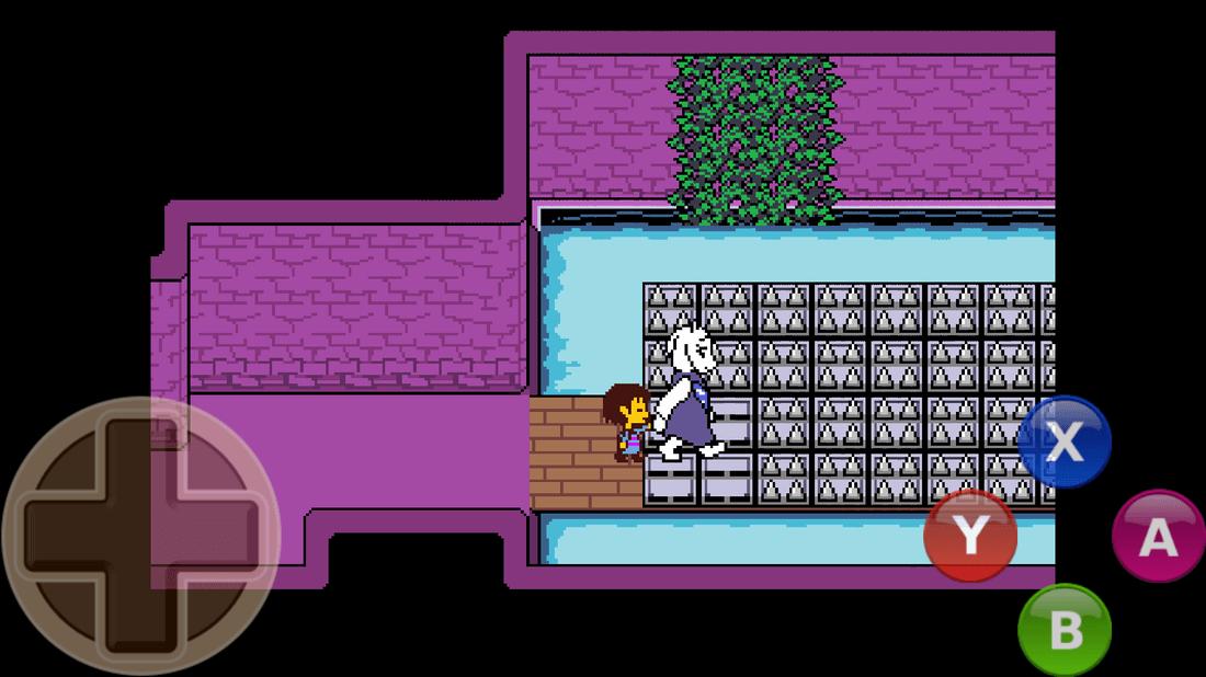 Скриншот #10 из игры Undertale