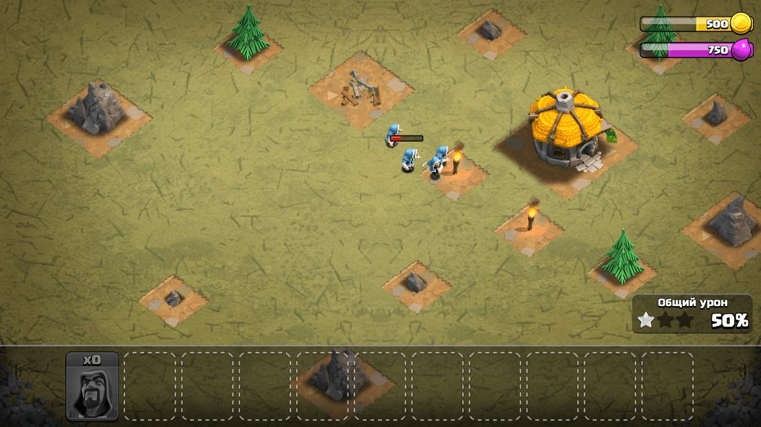 Скриншот #4 из игры Clash of Clans
