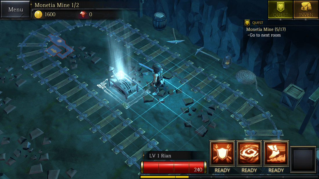 Скриншот #8 из игры Rogue Hearts