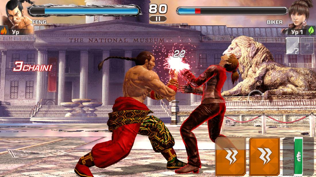 Скриншот #16 из игры TEKKEN™