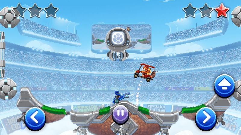 Скриншот #18 из игры Drive Ahead! Sports