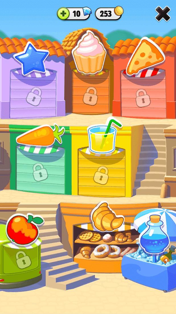 Скриншот #5 из игры My Talking Tom
