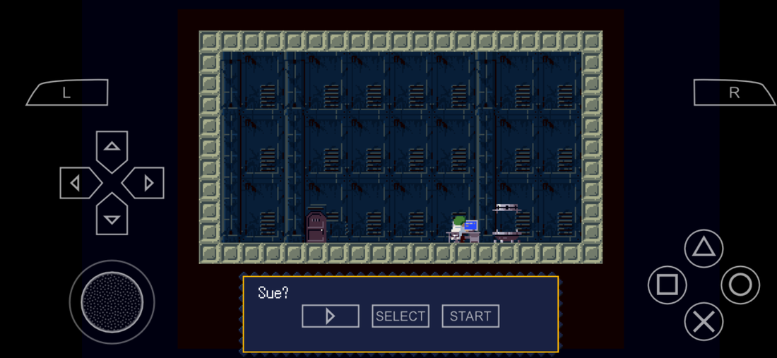 Скриншот #2 из программы PPSSPP - PSP emulator