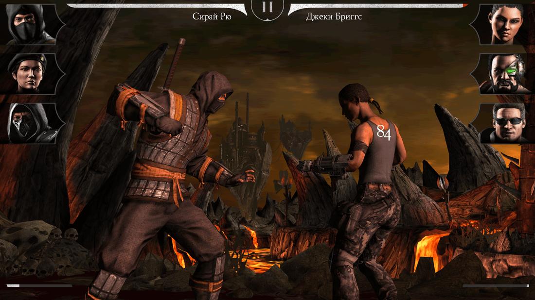 Скриншот #21 из игры MORTAL KOMBAT X