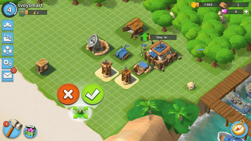 Скриншот #16 из игры Boom Beach