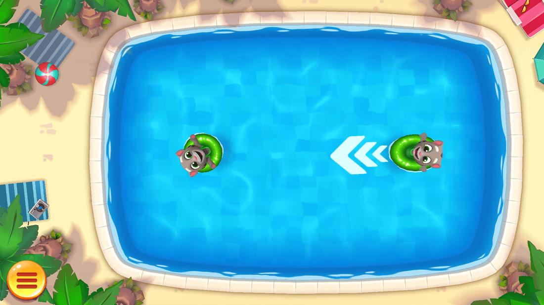 Скриншот #8 из игры Talking Tom Pool