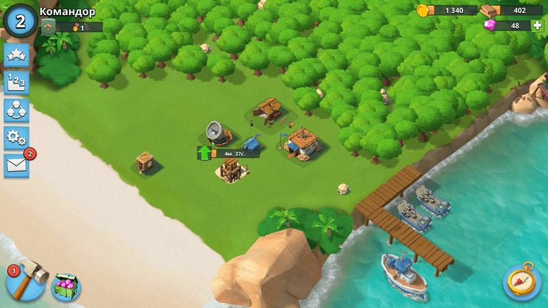 Скриншот #10 из игры Boom Beach