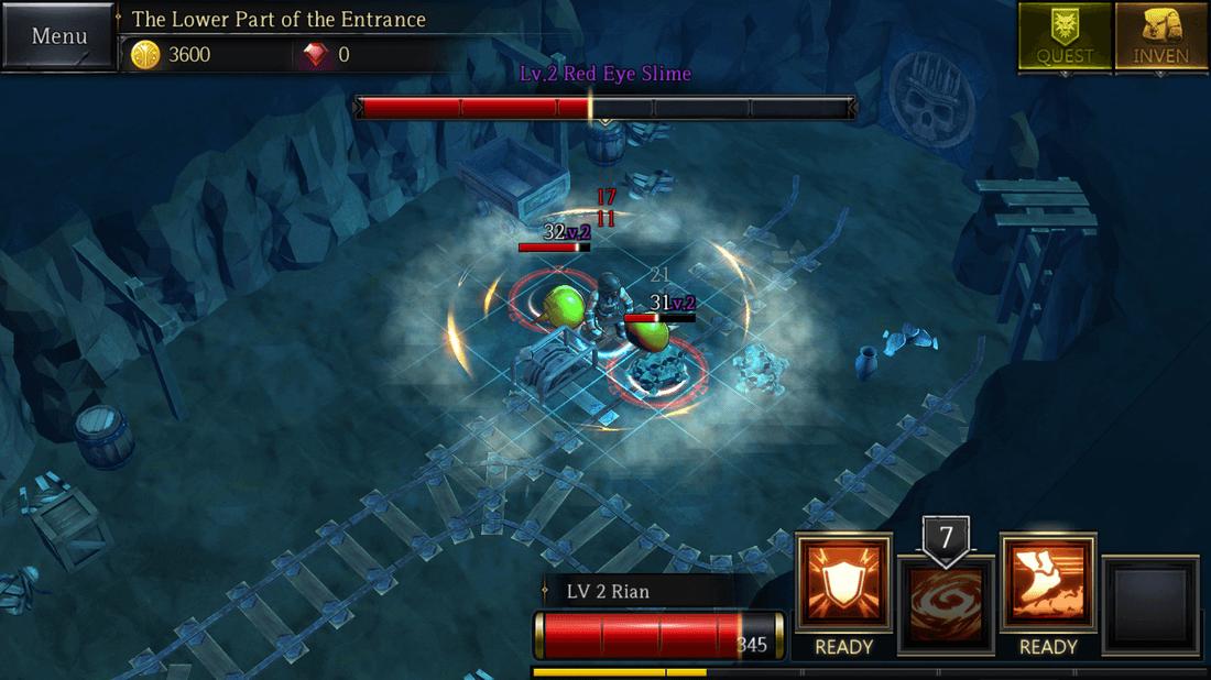 Скриншот #9 из игры Rogue Hearts