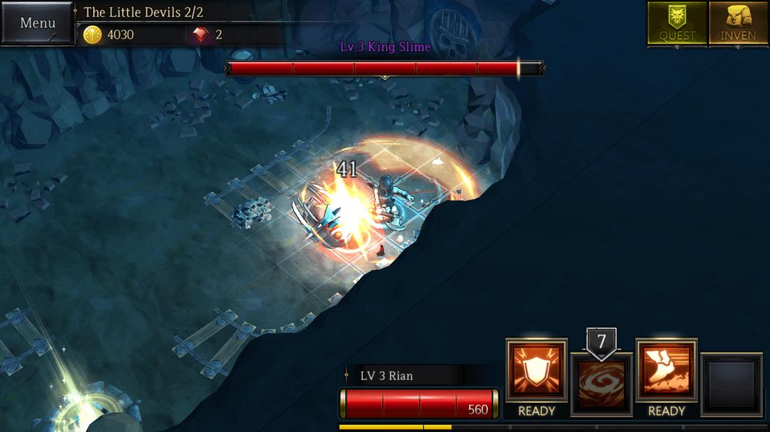 Скриншот #10 из игры Rogue Hearts