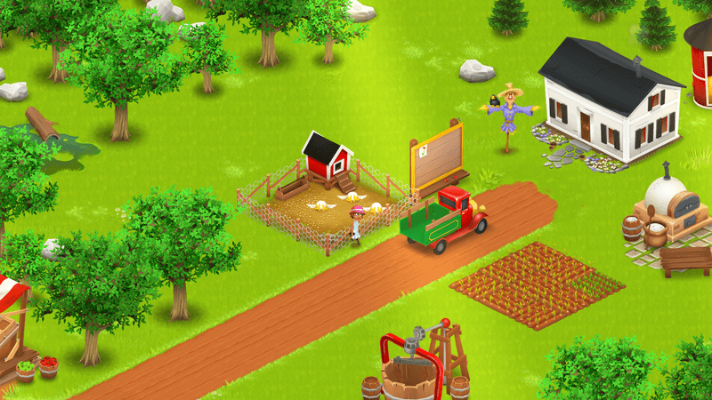 Скриншот #6 из игры Hay Day