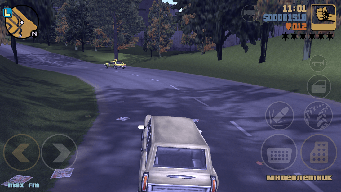 Скриншот #16 из игры Grand Theft Auto III
