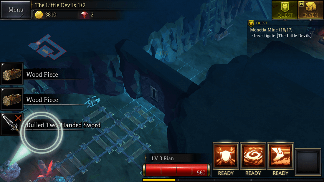 Скриншот #11 из игры Rogue Hearts