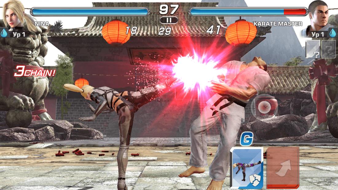 Скриншот #18 из игры TEKKEN™
