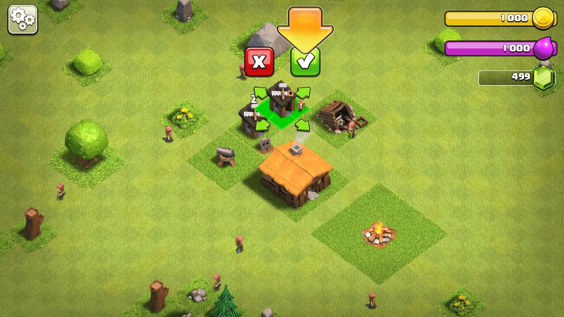 Скриншот #7 из игры Clash of Clans