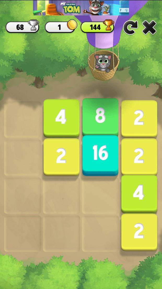 Скриншот #8 из игры My Talking Tom
