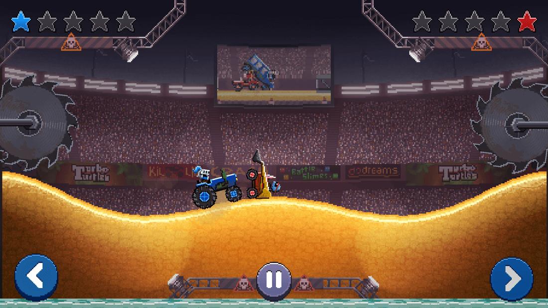 Скриншот #10 из игры Drive Ahead!