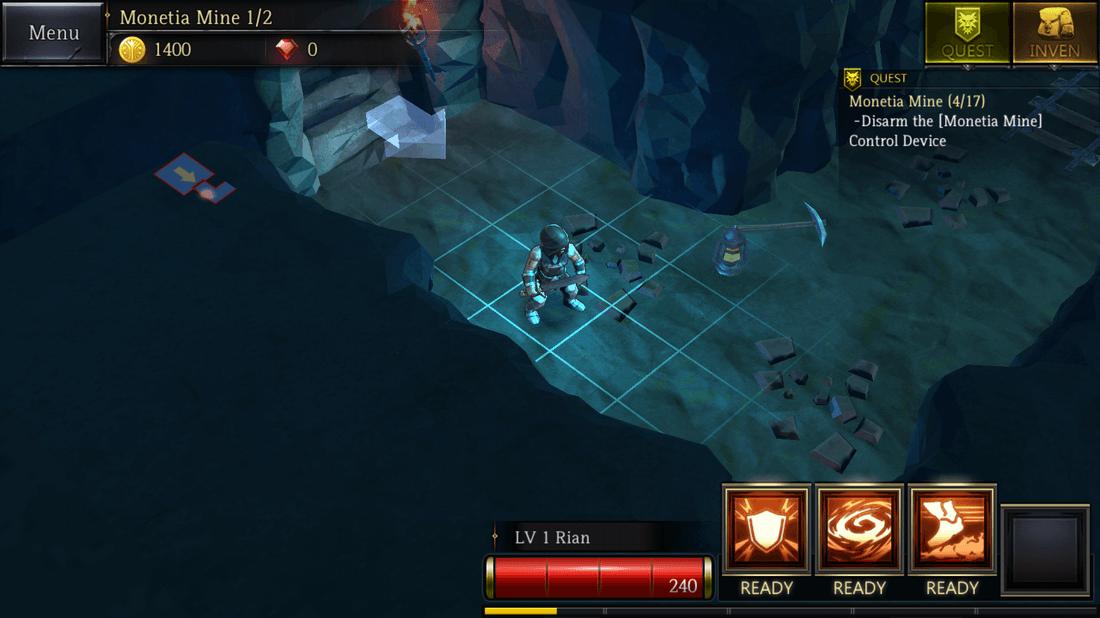 Скриншот #12 из игры Rogue Hearts