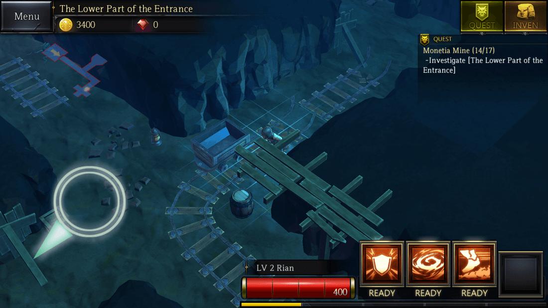 Скриншот #13 из игры Rogue Hearts