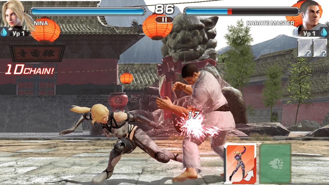 Скриншот #21 из игры TEKKEN™