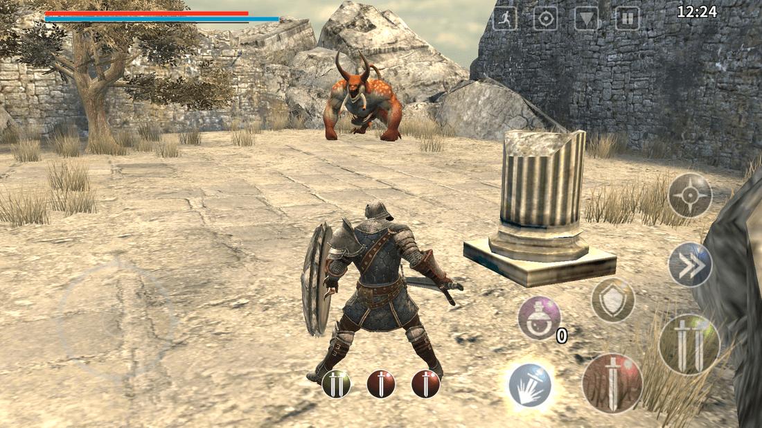 Скриншот #16 из игры Animus - Stand Alone