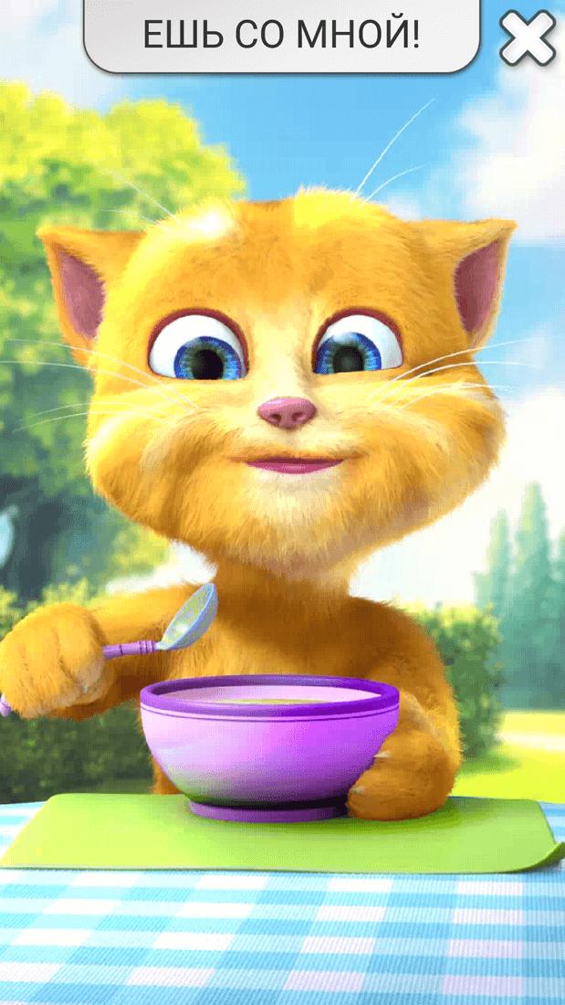 Скриншот #5 из игры Talking Ginger 2