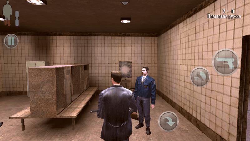 Скриншот #18 из игры Max Payne Mobile