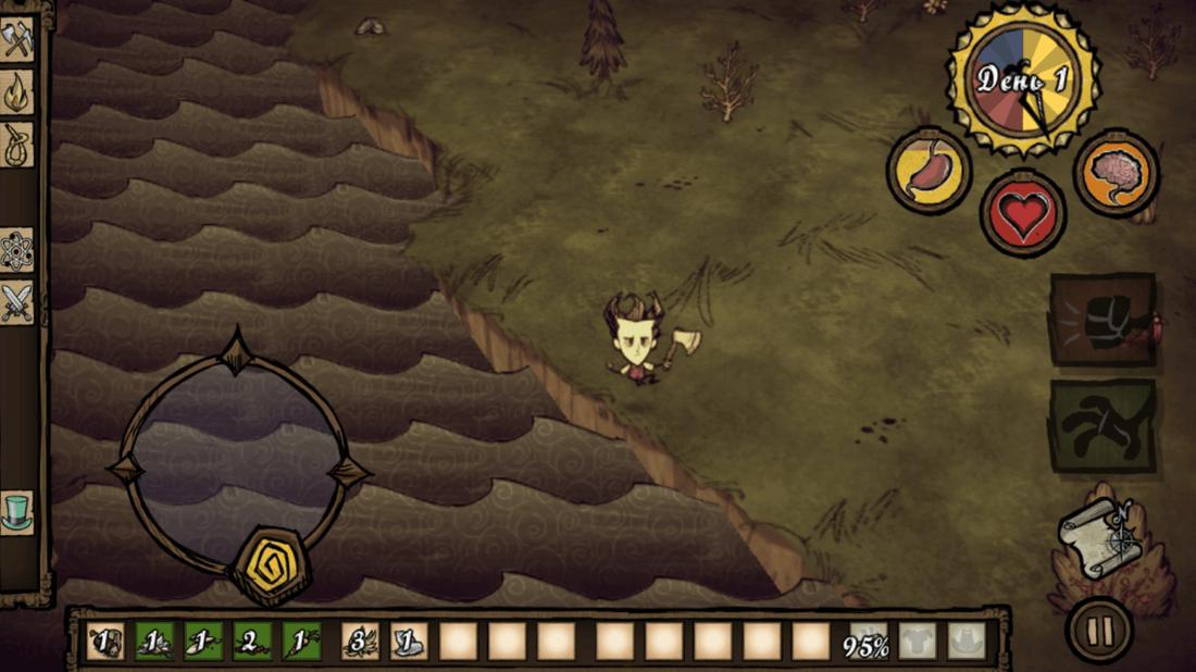 Скриншот #16 из игры Don\'t Starve: Pocket Edition