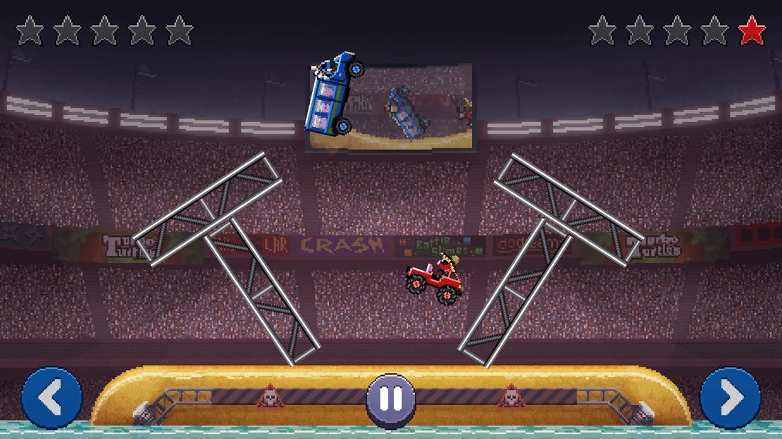 Скриншот #9 из игры Drive Ahead!