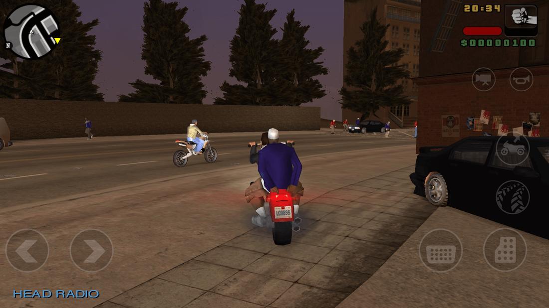 Скриншот #18 из игры GTA: Liberty City Stories