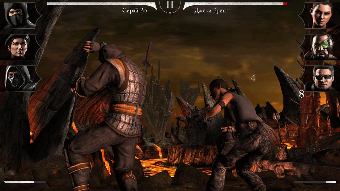 Скриншот #22 из игры MORTAL KOMBAT X