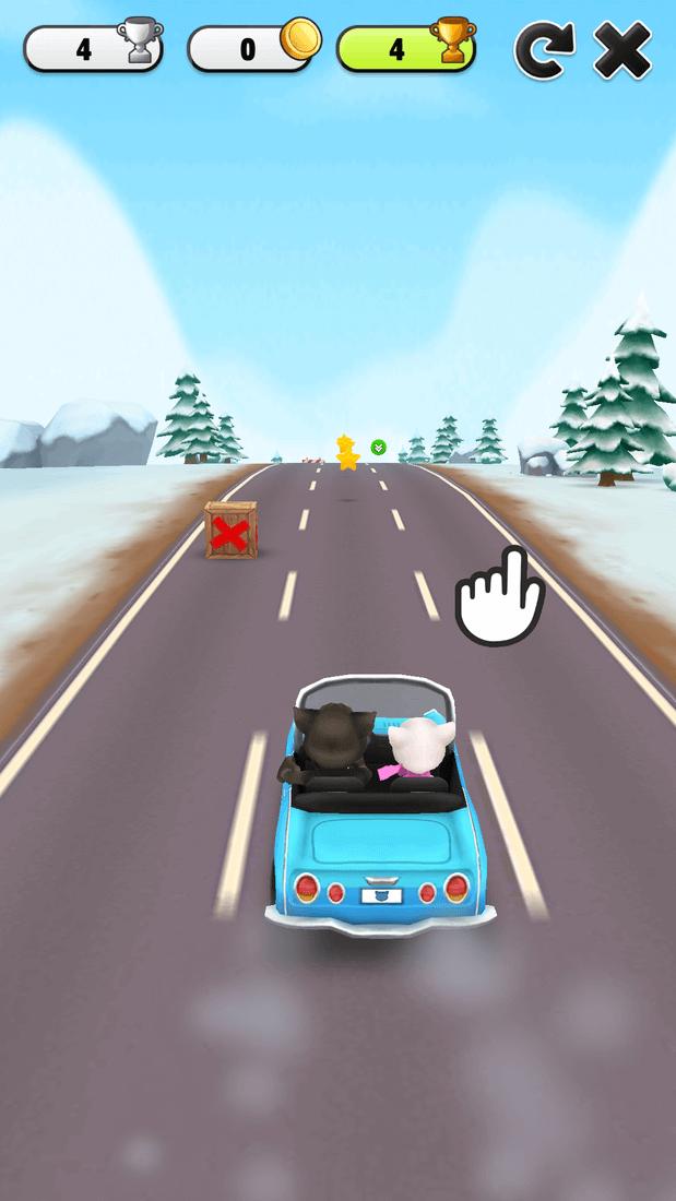 Скриншот #9 из игры My Talking Tom
