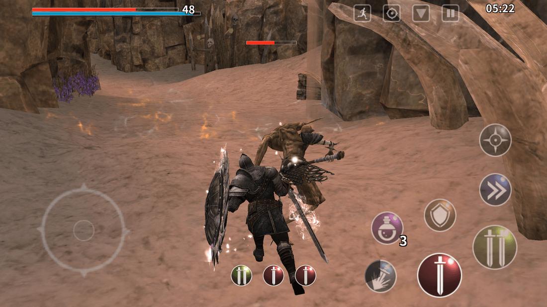 Скриншот #18 из игры Animus - Stand Alone