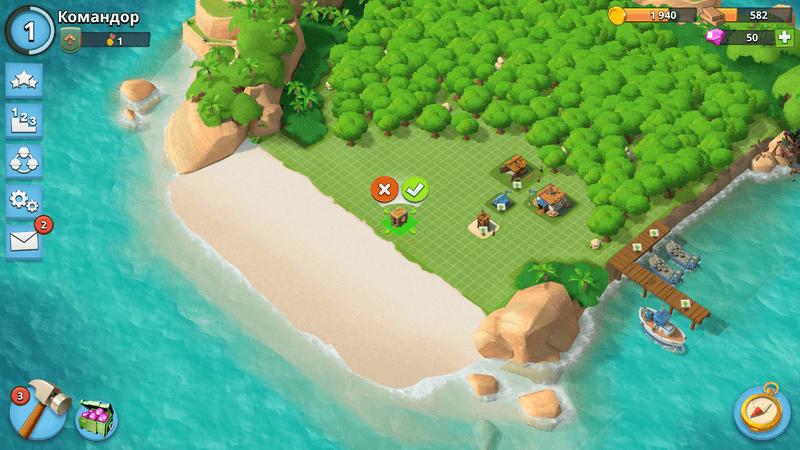 Скриншот #8 из игры Boom Beach